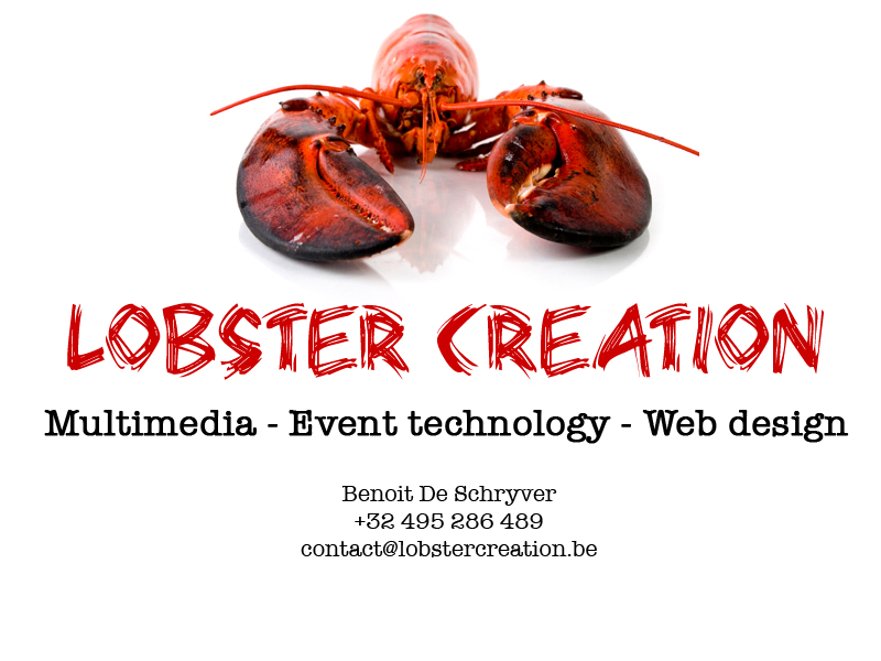 Logo Lobster Creation